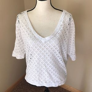 [Kut from the Kloth] White Blouse Size Small